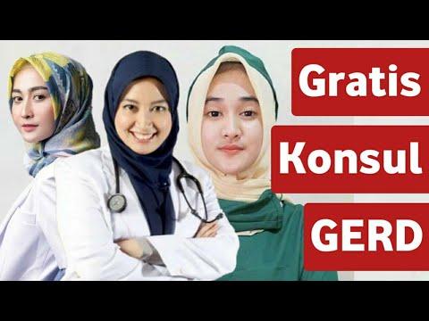 Konsultasi asam lambung GERD ANXIETY dengan dokter umum dan spesialis Gastro, KGEH, SPPD, Psikiater