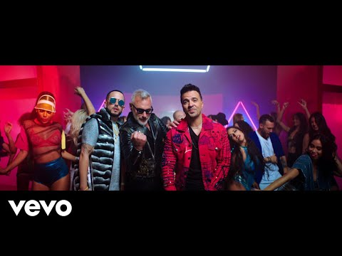 None - NUEVO VIDEO Gianluca Vacchi, Luis Fonsi ft. Yandel