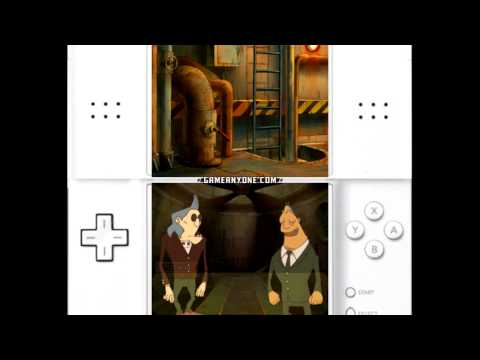 Professor Layton and the Unwound Future Walkthrough - Part 44: Chapter 13[2 of 3]