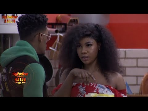 Day 85: 'You Are Very Much Abnormal' Tacha | Pepper Dem: Big Brother | Africa Magic