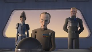 Star Wars Rebels - The Inquisitor executes Grint & Aresko [1080p]