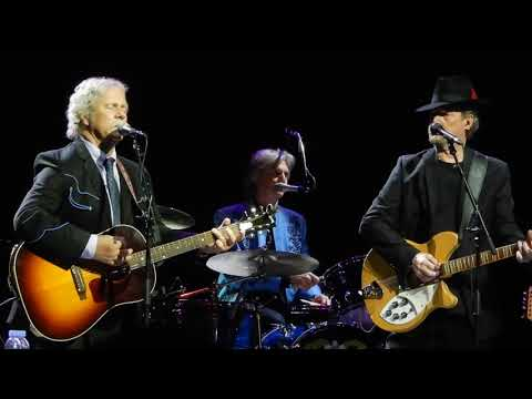 Chris Hillman, Roger McGuinn, Marty Stuart.....Hickory Wind.....7/24/18.....Los Angeles
