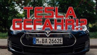 Tesla Model S Autopilot tötet Fahrer!? Tesla Kundenmeinung