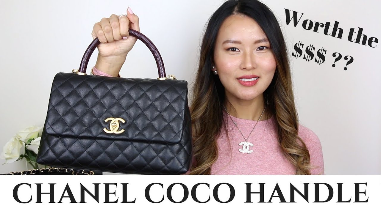 7a355366bdd3 CHANEL COCO HANDLE REVIEW 2018