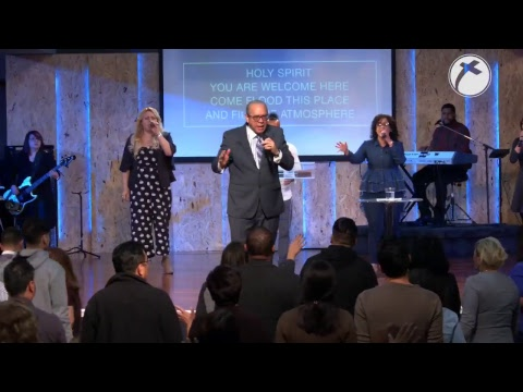 Maranatha Live - October 15  A.M. - Apostle Nahum Rosario