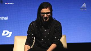 IMS Engage: Skrillex In Conversation With Jeff Rosenthal