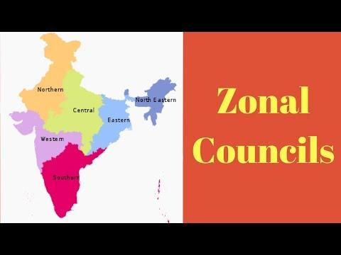 Polity - Zonal Councils