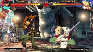 Guilty Gear Xrd -SIGN- (PS4) Gameplay
