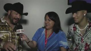 Andres Salgado and Michael Salgado Interview
