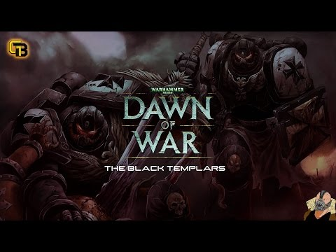 DoW Ultimate Apoc Mod - The Black Templars