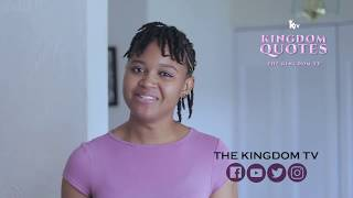 Kingdom Quotes