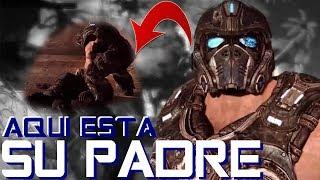 ¡LA HISTORIA DETRÁS DEL PAPA DE KAIT DIAZ! GEARS OF WAR 5