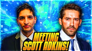 Meeting Uri Boyka (Scott Adkins)