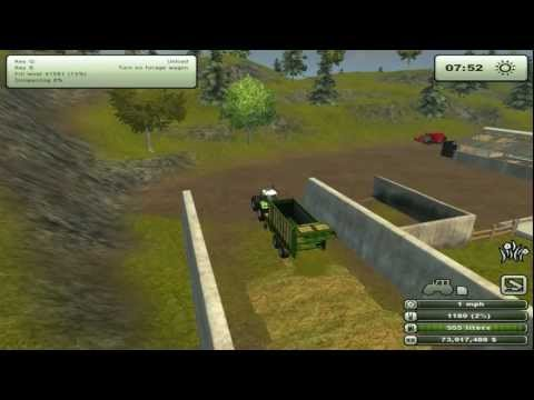 Grass Harvest | Farming Simulator 2013 | HD