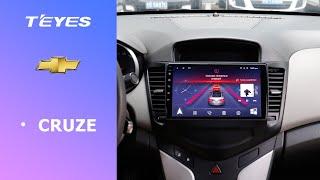 TEYES Штатное Головное устройство chevrolet Cruze GPS Android aвтомагнитола магнитола