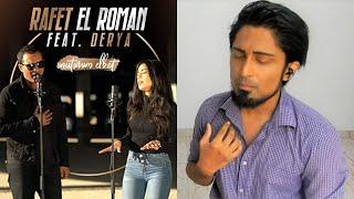 Rafet El Roman feat. Derya - Unuturum Elbet REACTION