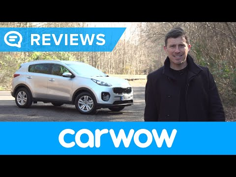 Kia Sportage SUV 2018 review | Mat Watson Reviews