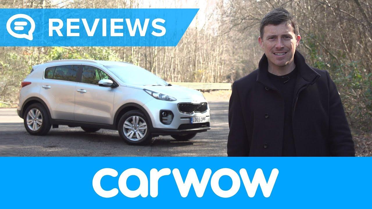Kia Sportage Suv 2018 Review Mat Watson Reviews Youtube