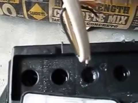 Car Battery Dead Cell Repair
