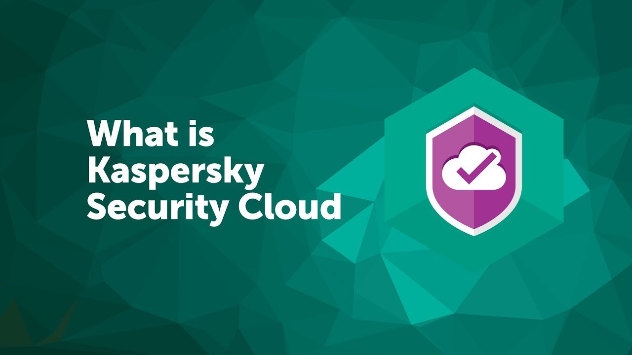 What is Kaspersky Security Cloud - YouTube