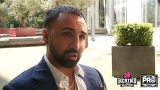 MALIGNAGGI GIVES EPIC ANALYSIS OF BROOK-SPENCE, DISCUSSES WEIGHT & PROS OF EACH FIGHTER