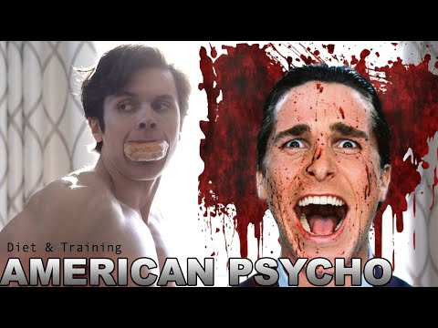 I Ate & Trained Like Christian Bale For American Psycho