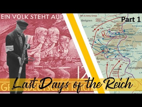 The Last Days of the Reich - The Battle Hits Home