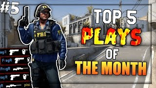 EKSTREME CLUTCHES!! - Top 5 Plays of The Month #5 (OKTOBER)