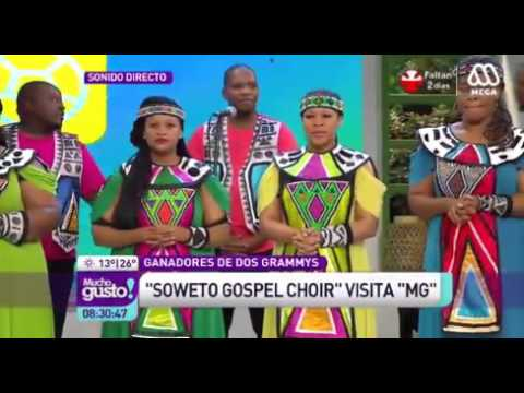 Soweto Gospel Choir - MG Morning Show