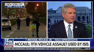Chairman McCaul on New York terror attack