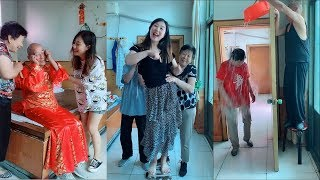 👴👵🤡😀😀China Funny Tik Tok Videos 2020 Funny Families Comedy