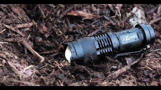 tac light by izoom bright 3w led flashlight