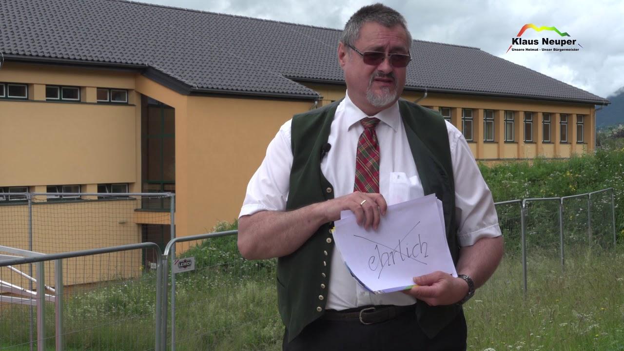 Videoserie: Ganztages-Bürgermeister KLAUS NEUPER über seine Visionen für unsere Heimat