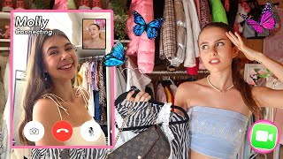 Styling my SUBSCRIBERS! EVIE'S FASHION FLIP Episode 1