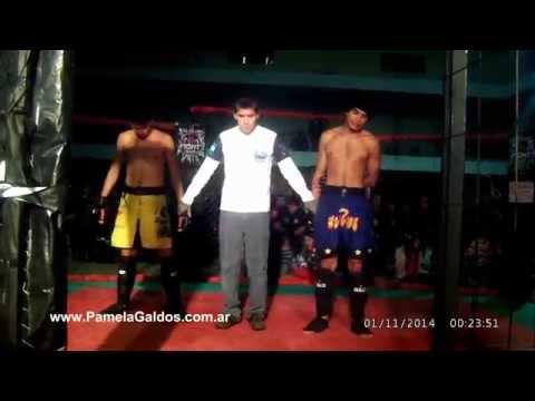 "MMA con Carlos Rossano VS Brian Vaccarone ""EXPLOTA LOS TOLDOS II"" Fight Club"