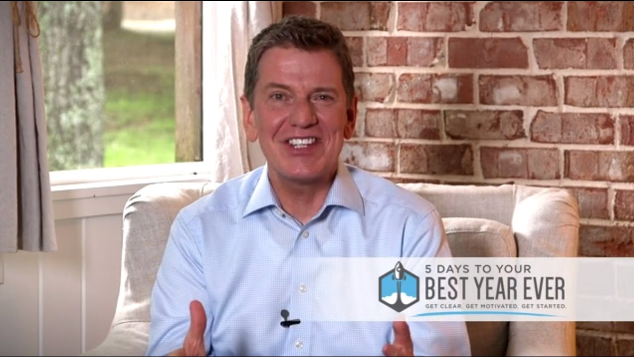 Michael Hyatt's  5 Days To Your Best Year Ever Review - 2016 VS 2017 #1