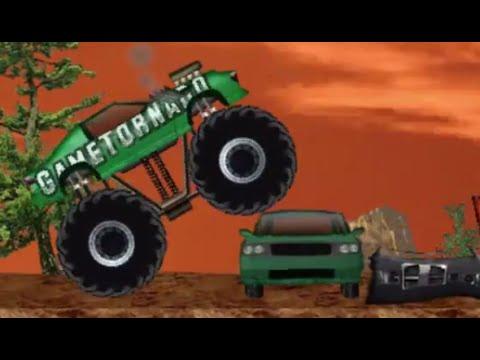 Monster Truck Demolisher - Monster Truck Game