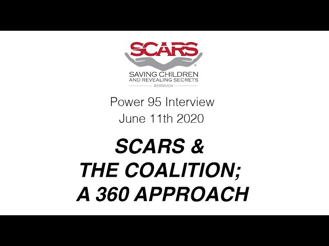 Power 95 June11th 2020 - SCARS & The Coalition 360 Approach