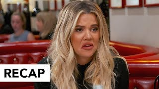 Khloe Kardashian Reveals Sex Of Her Baby & Isn't Happy - KUWTK Recap