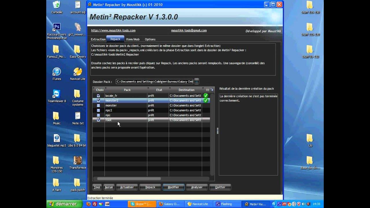 metin2 repacker