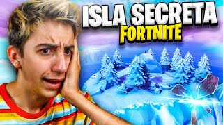 L'ISLAND SECRET de Fortnite...