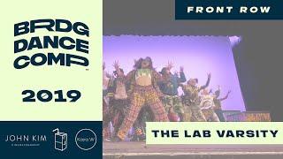 The Lab Varsity (1st Place Junior Division)   Front Row   Bridge Jr's 2019