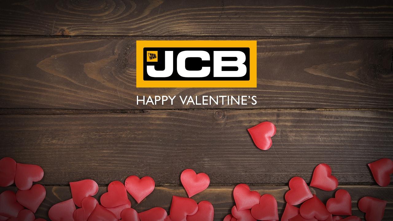 Happy Valentine's from JCB