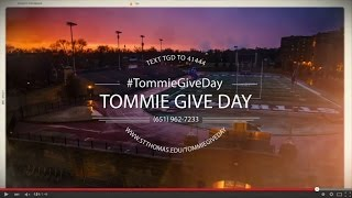 TommieGiveDay