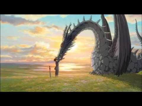 【Mizu】Teru No Uta/ Therru's song (Tales From Earthsea) Studio Ghibli