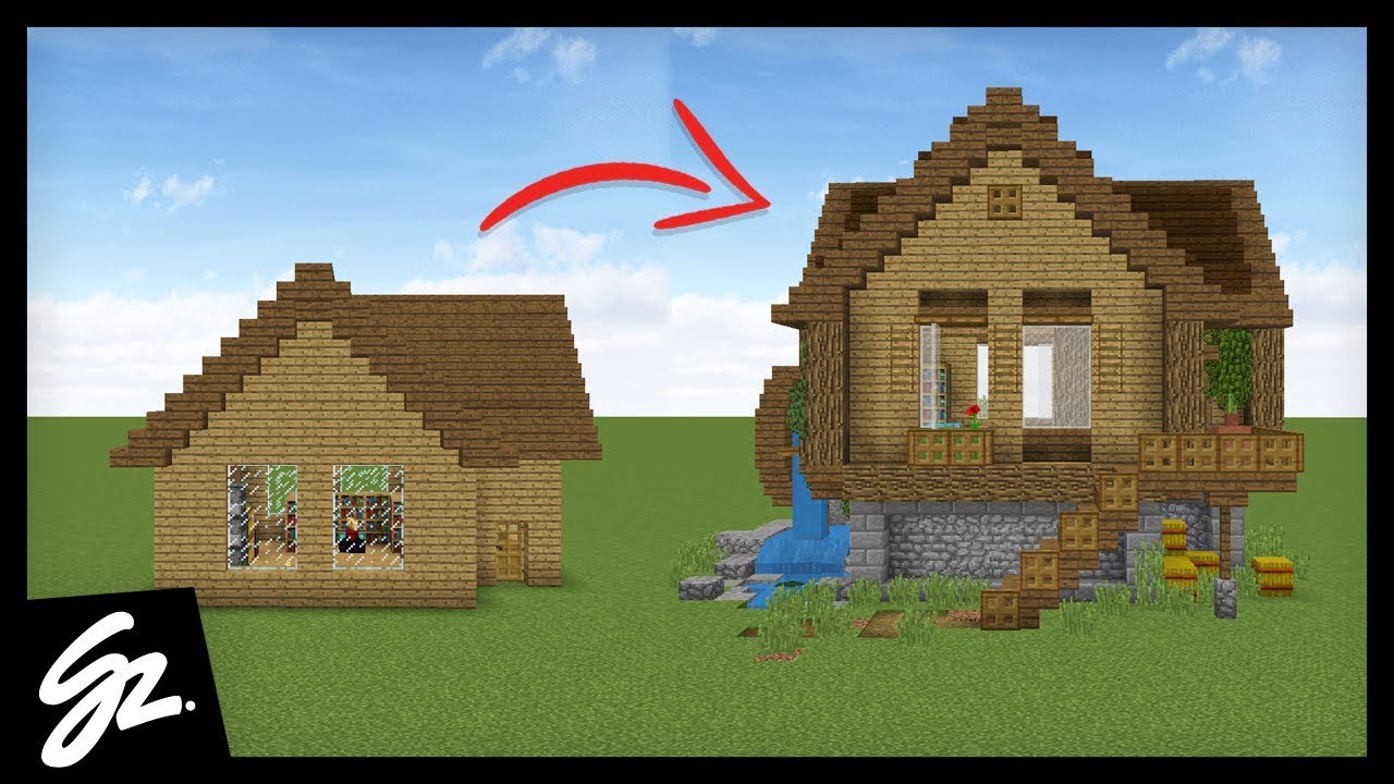 Developing Your Own Building Style In Minecraft Youtube