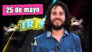 TRENDING 25 MAYO - RUBIUS SE DESPIDE, ESTRENO DE SOLO, MORGAN FREEMAN ACUSADO Y MÁS.