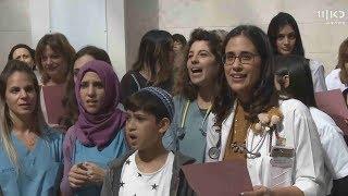 היוזמה של הרופאה מבית החולים שניידר ששימחה את המטופלים | מתוך חדשות הערב 19.02.18