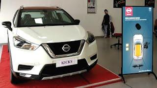 Nissan Kicks 2019 | First in class 360° Camera | 4 Airbags | Ujjwal Saxena