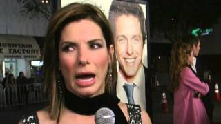 Two Weeks Notice: Sandra Bullock Interview